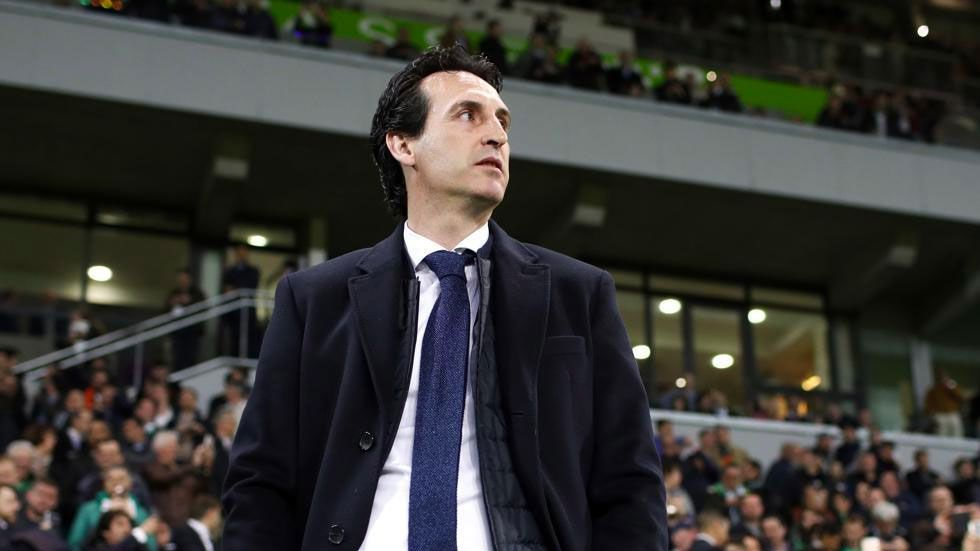 Emery no seguirá en PSG en la siguiente temporada