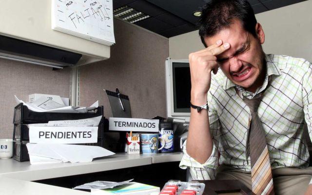 En México, 85 por ciento de los centros de trabajo son tóxicos - Foto de internet