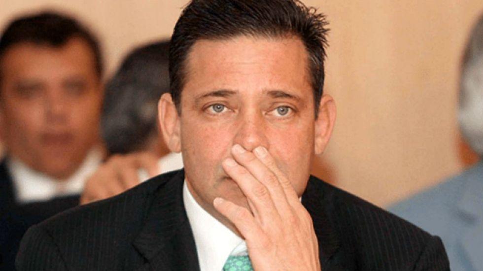 Imputan dos delitos más al exgobernador Eugenio Hernández - Foto de Internet