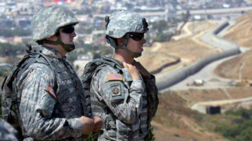California se niega a desplegar a la Guardia Nacional en la frontera - Foto de Twitter