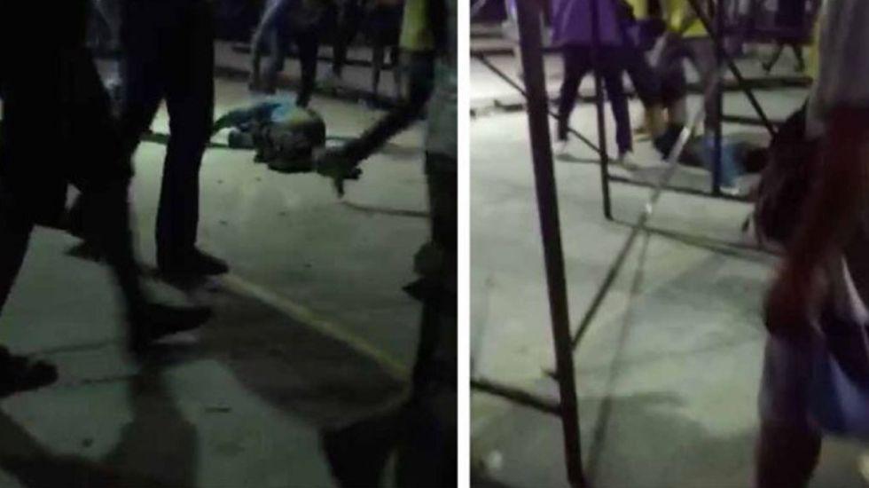 Encierran a presunto violador con cocodrilos en Oaxaca - Foto de Internet
