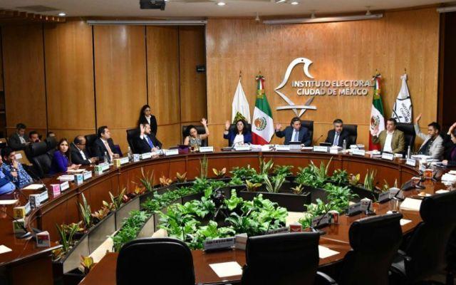 Sustentabilidad y seguridad, temas de primer debate en la CDMX - Foto: Facebook.