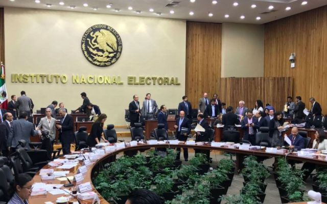Anticipa INE que López Obrador abrirá el segundo debate - Foto de Noticieros Televisa