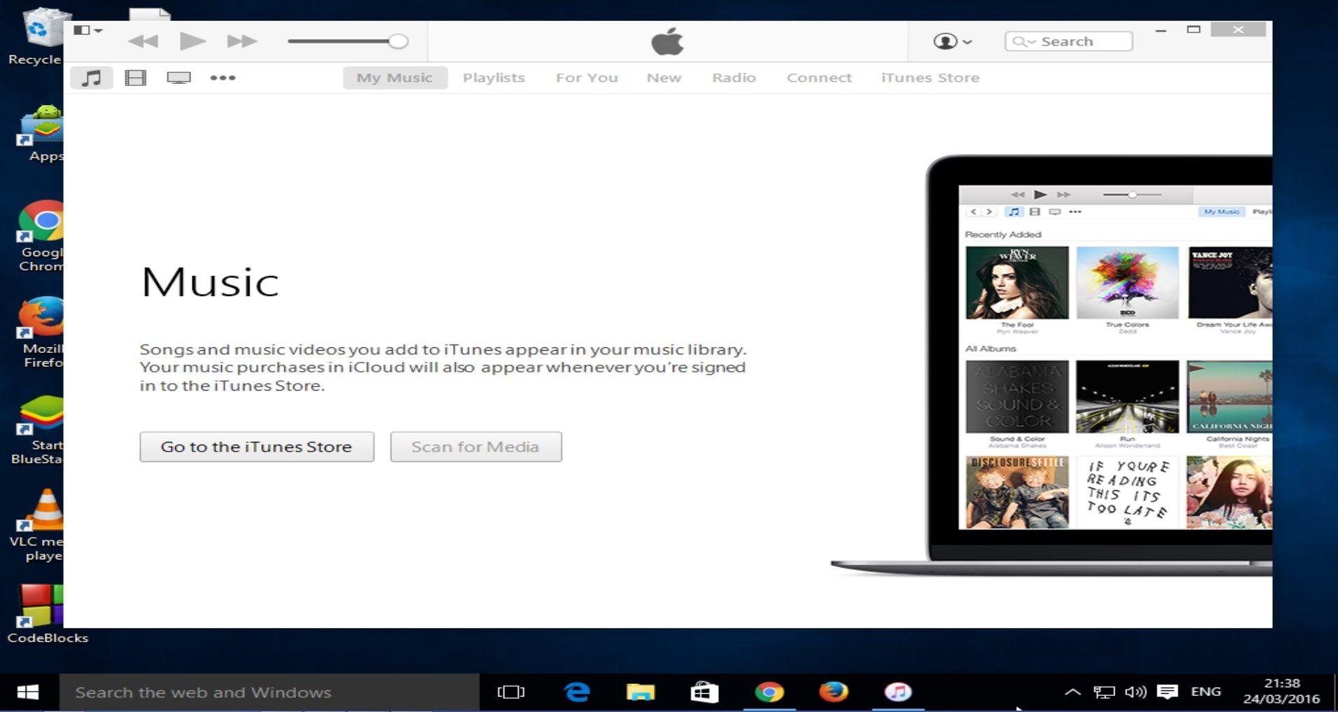Finalmente llega el app de iTunes para Windows 10