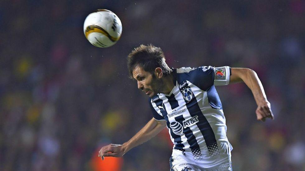 Basanta quiere retirarse con Rayados de Monterrey - Foto: Mexsport.