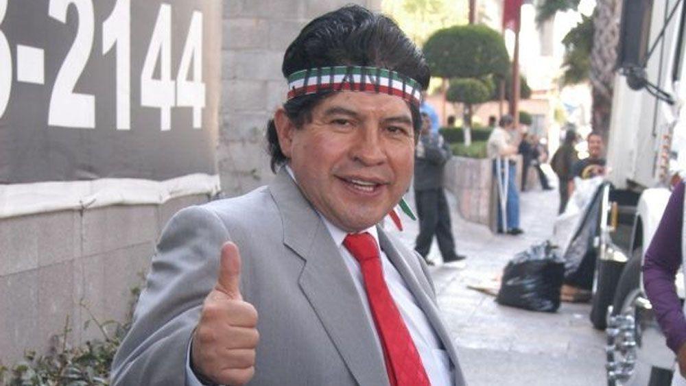 PRD postula a 'Juanito' como candidato a diputado local - Foto de internet