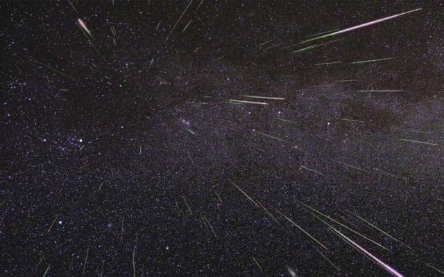 Lluvia de estrellas se podrán apreciar la siguiente semana - Foto de Washington Post