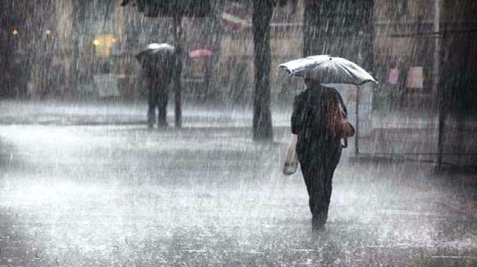 Prevén lluvias y granizadas en la mayor parte del país - Foto de Internet