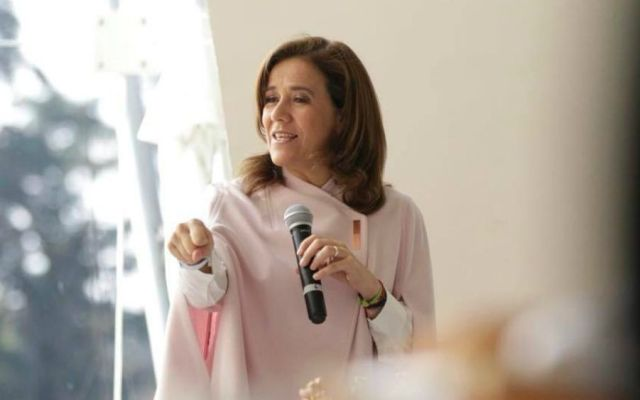 Margarita Zavala abrirá el segundo debate presidencial - Foto de Margarita Zavala