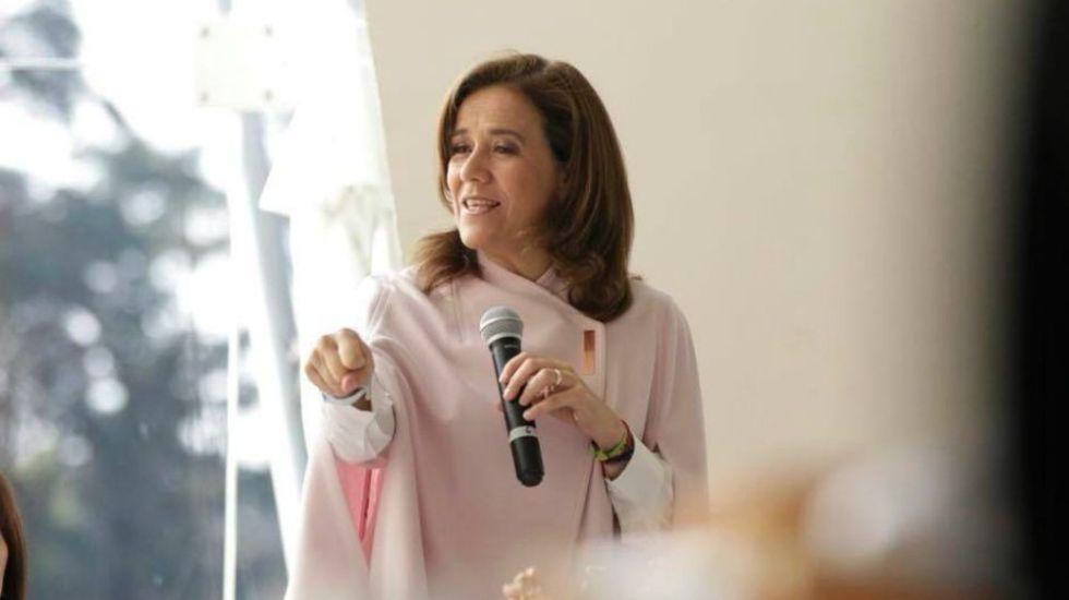 """""""AMLO, el perdedor del debate"""": Margarita Zavala - Foto de Margarita Zavala"""