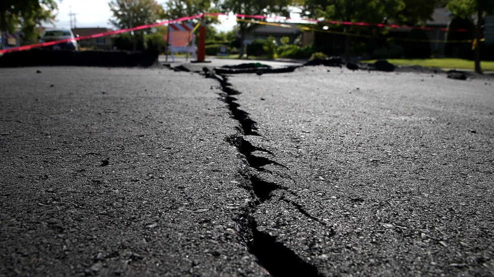 Descubren falla sísmica más peligrosa que la de San Andrés