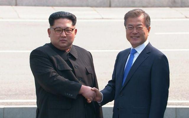 Dirigentes de Coreas dialogarán previo a encuentro entre Trump y Jong-un - Foto de AFP