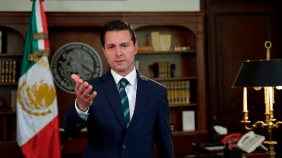 Peña Nieto envía condolencias a víctimas de accidente aéreo en Cuba
