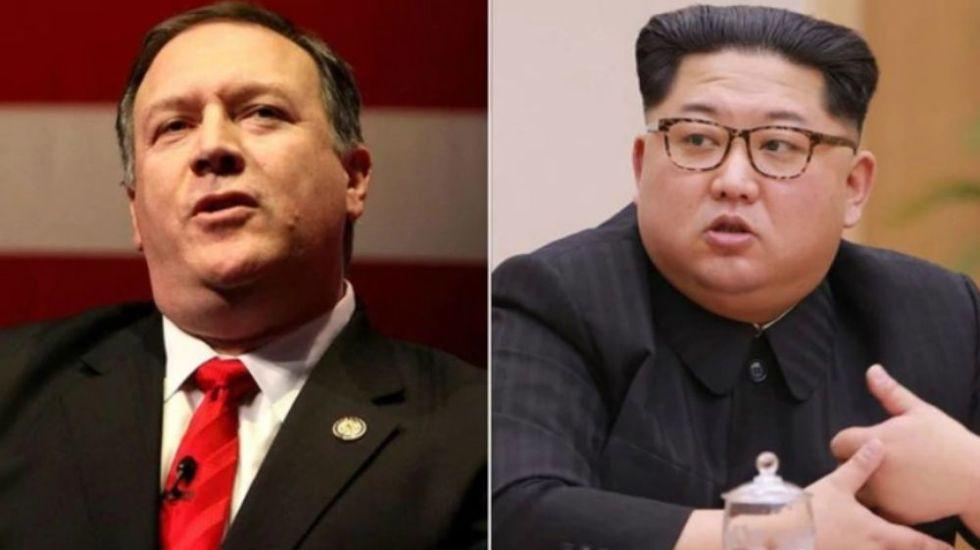 Jefe de la CIA sostuvo reunión secreta con líder norcoreano Kim Jong Un - Foto de Internet