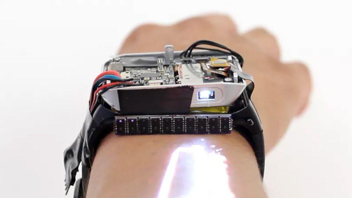 LumiWatch, la pantalla en el brazo