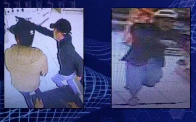 Detienen a dos por robo a Coppel en Álvaro Obregón