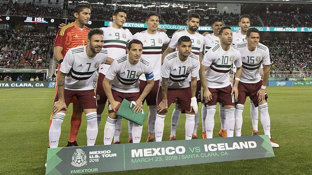 México se mantiene en posición 15 del ranking FIFA - Foto de @miseleccionmx