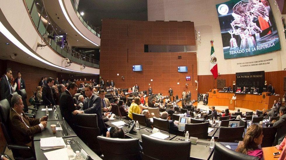 Conceden amparo para acelerar ratificación de magistrados anticorrupción - Foto de Canal del Congreso