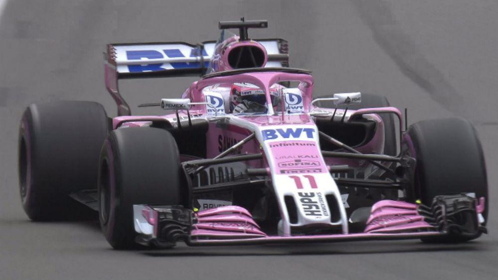 Checo Pérez iniciará 15 el Gran Premio de España - Foto de @F1