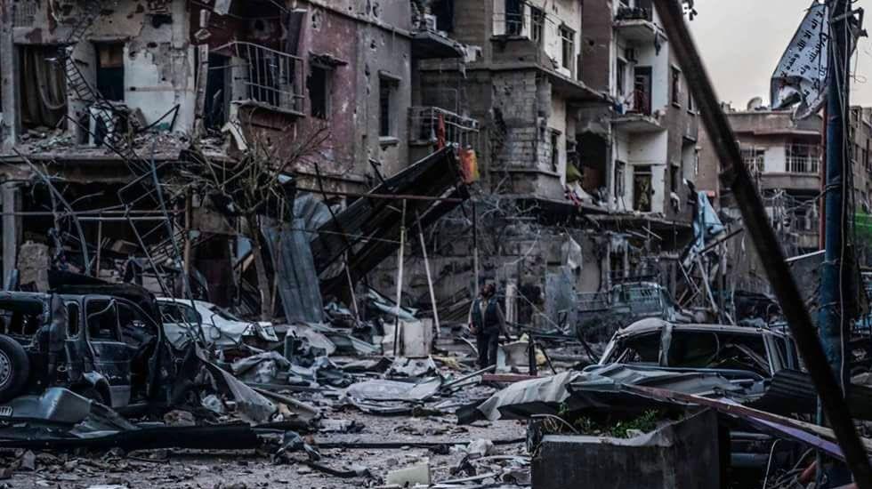 Rusia eliminó pruebas de ataque químico en Siria: Estados Unidos - Foto de The Hill