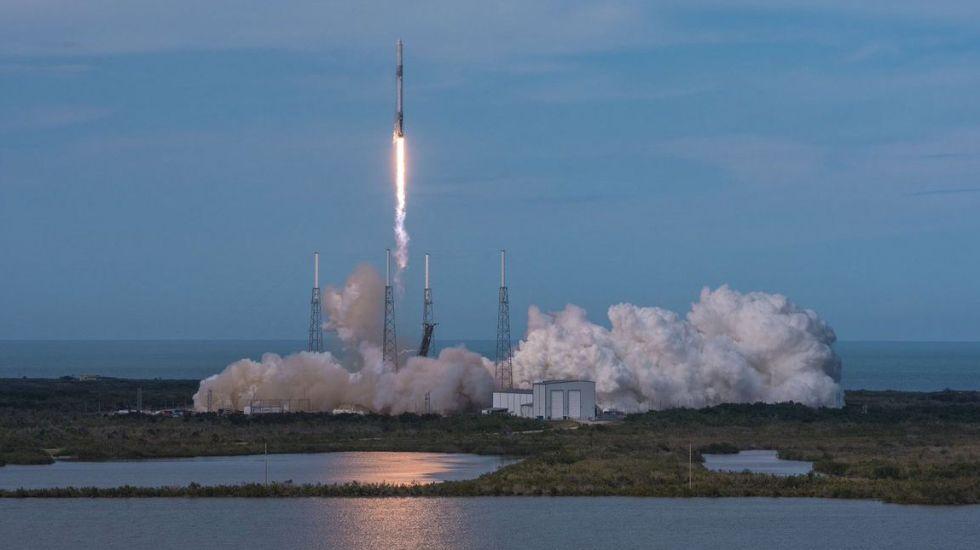 Foto de SpaceX