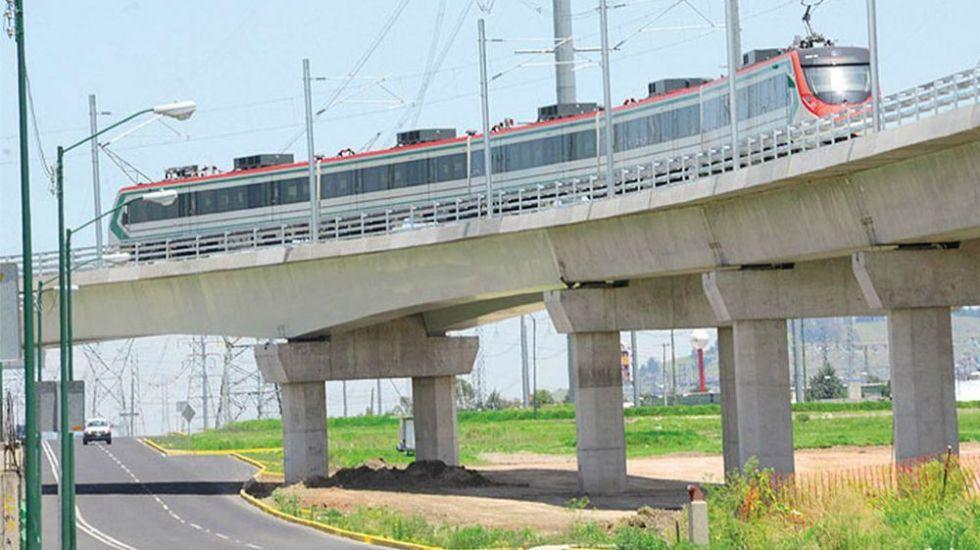 Advierte SCT que Tren Interurbano México-Toluca está en riesgo - Foto de internet