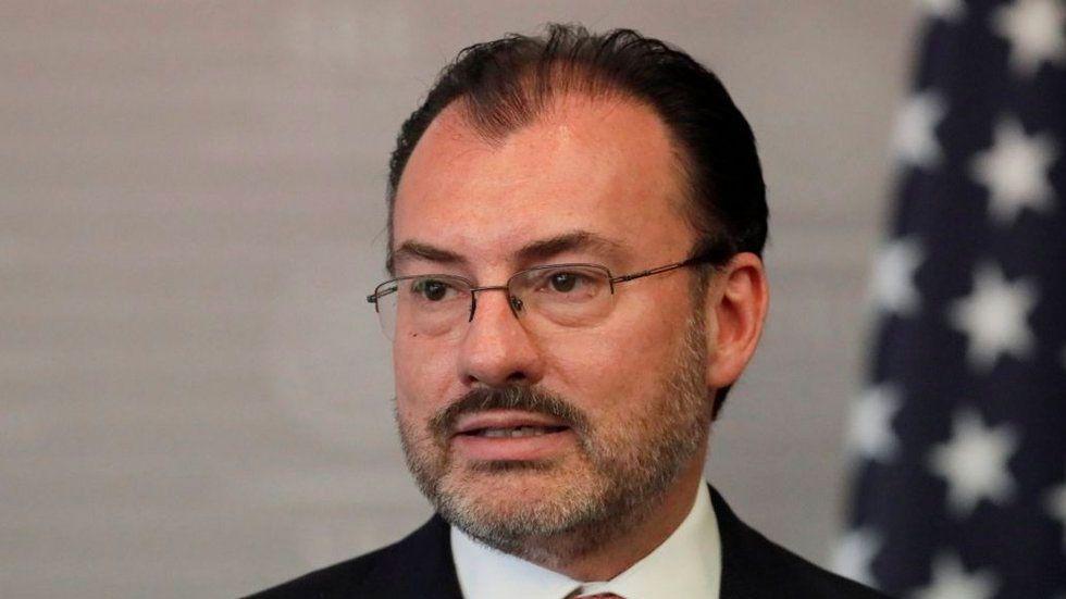 Videgaray niega acusaciones de Corral sobre César Duarte - Foto de El Financiero
