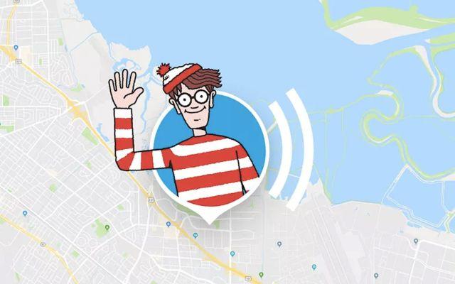 Encuentra a Wally en Google Maps
