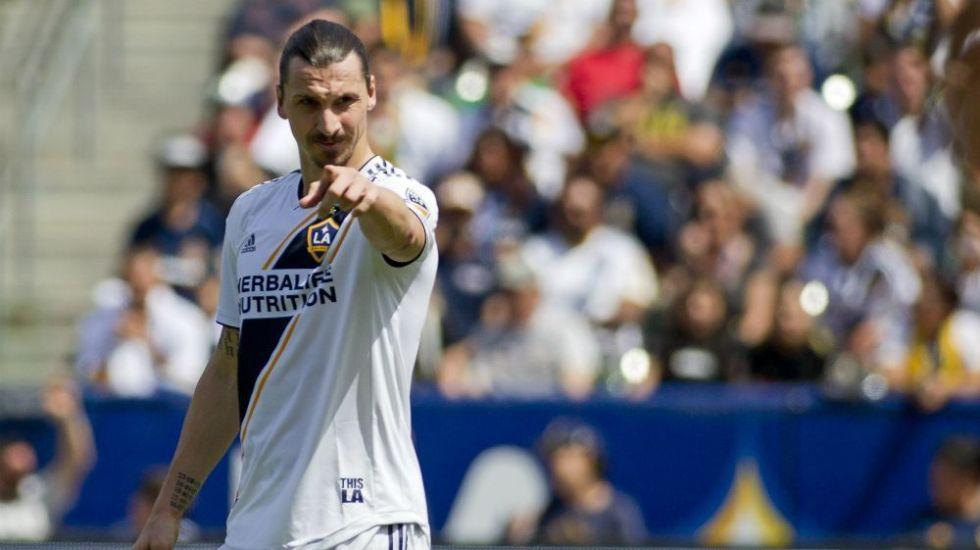 VAR expulsa por primera vez a Ibrahimovic en la MLS - Foto de Mexsport