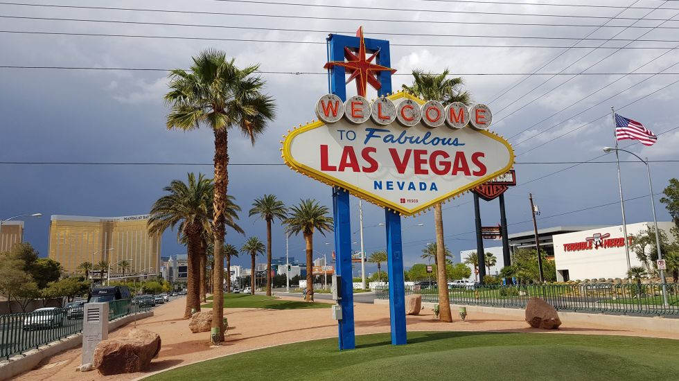 La historia del famoso letrero de 'Welcome to Fabulous Las Vegas' - Foto de Carlos Tomasini