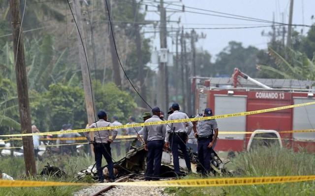 Llegan familiares de mexicanos a Cuba tras accidente aéreo - Foto de La República