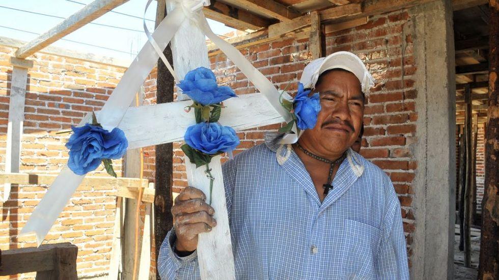 ¿Qué relación tiene el Día de la Santa Cruz con los albañiles? - Albañil. Foto de Querétaro 24-7