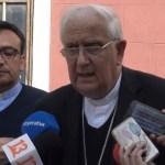 Alejandro Goic Karmelic, obispo de Rancagua. Foto de T13