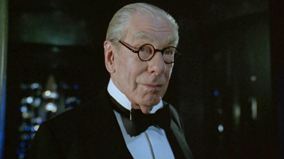 Anuncian serie basada en Alfred, el mayordomo de Batman - Foto de internet