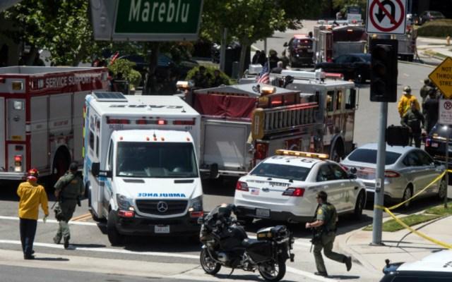 Un muerto por explosión de fuga de gas en California - Foto de The Orange County Register