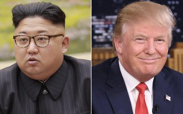 Confirma Casa Blanca reunión entre Trump y Kim - Foto de Internet