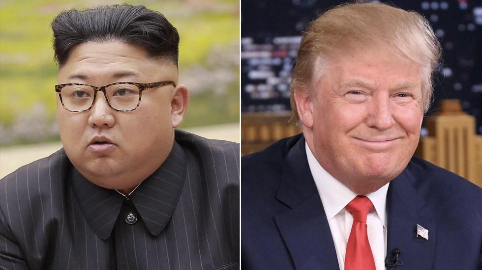 Pese a amenazas de Corea, EE.UU. alista cumbre entre Trump y Kim Jong-un - Foto de Internet