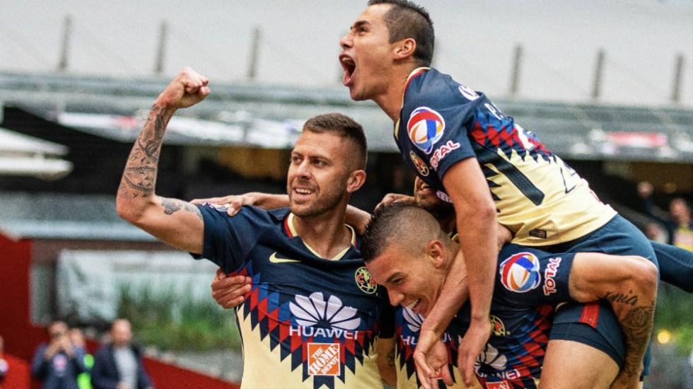 América, primer invitado a Semifinales del Clausura 2018 - Foto de @ClubAmerica