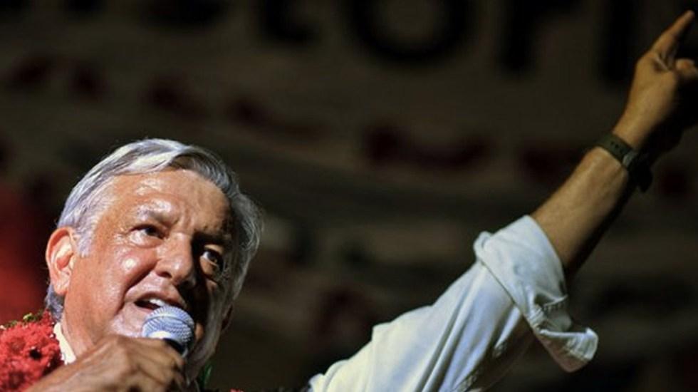 AMLO encarará declaraciones de Trump contra los mexicanos cuando sea presidente - Foto de internet