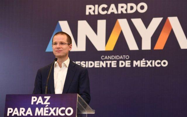 Foto de @RicardoAnayaC