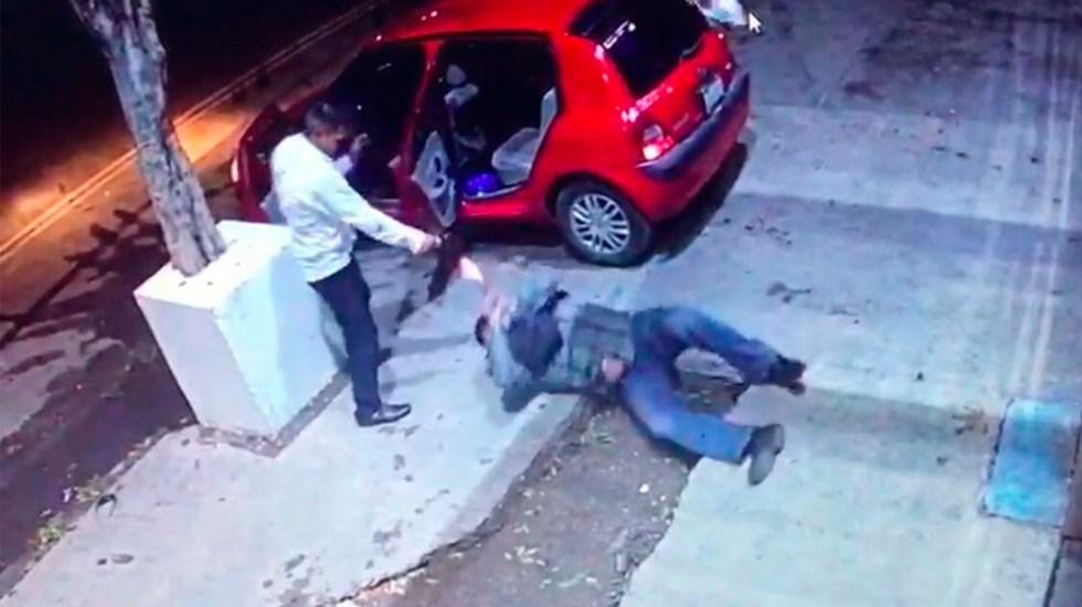 Identifican a homicida de guardia de bar Sambuka