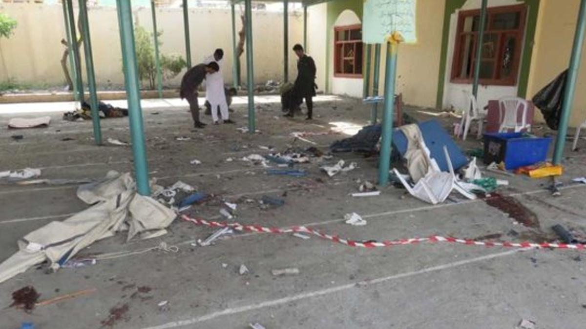 Otro atentado contra un centro electoral en Afganistán mata a 10 personas