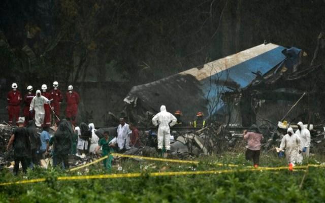 """Rechazan que desplome de avión en Cuba fuera """"fallo humano"""" - Foto de AP"""