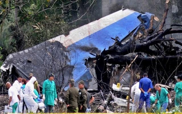 Concluyen trabajos de identificación de víctimas del accidente aéreo en Cuba - Foto de AP