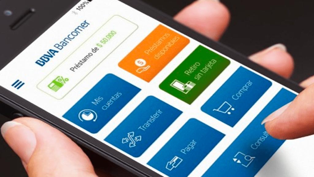 Bancos pedirán geolocalización para realizar operaciones digitales - Bancomer Móvil
