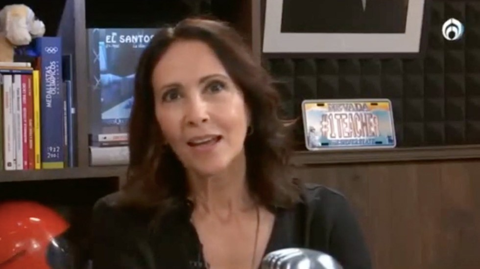 Blanca Guerra habla de El Zoológico de Cristal - Captura de Pantalla