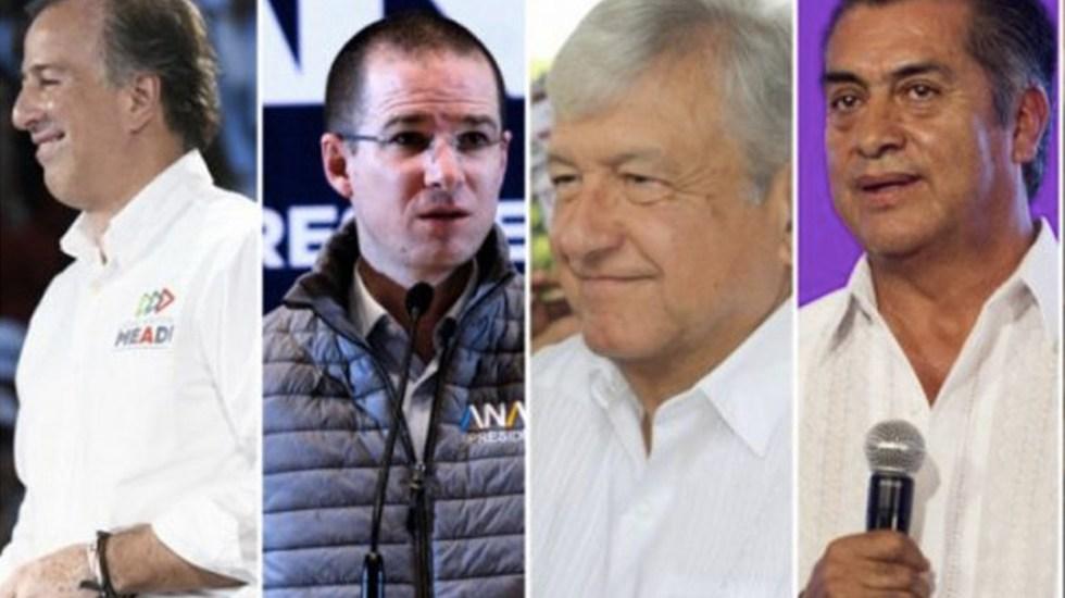 Así será el formato del segundo debate de los candidatos presidenciales - Foto de AM Querétaro