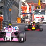 Sergio Pérez arrancará noveno en Gran Premio de Mónaco