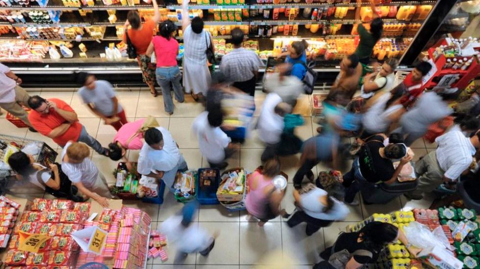 Repunta Confianza del Consumidor en México - Foto de internet