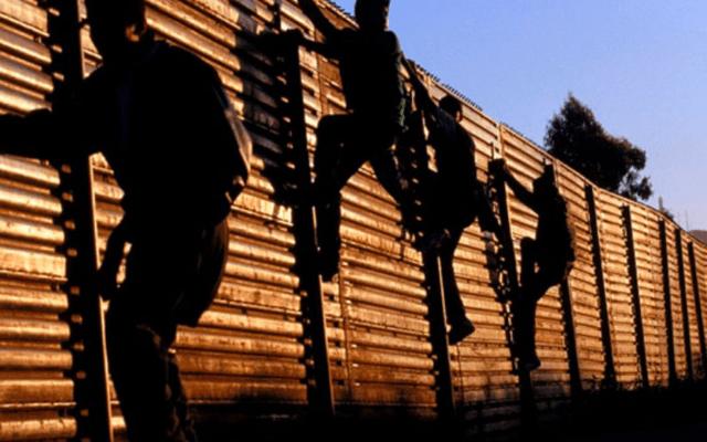 Cruces fronterizos ilegales han aumentado desde que Trump es presidente - Foto de Internet